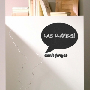 Vinilo Stickers Don´t forget